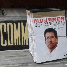 Series de TV: MUJERES DESESPERADAS PRIMERA TEMPORADA CAPITULOS DEL 1 AL 23. Lote 110653199