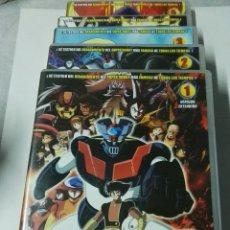 Series de TV: MAZINGER Z PRIMEROS 22 EPISODIOS 5 DVDS. Lote 110828952