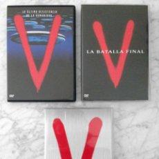 Series de TV: DVD - SERIE TV V (LOS VISITANTES) - PACK COLECCION COMPLETA (10 DISCOS). Lote 278596788