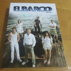 Series de TV: DVD EL BARCO PRIMERA TEMPORADA COMPLETA - 5 DVD . Lote 111445371