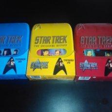 Series de TV: DVD - STAR TREK: THE ORIGINAL SERIES - 3 TEMPORADAS COMPLETA. Lote 111499943