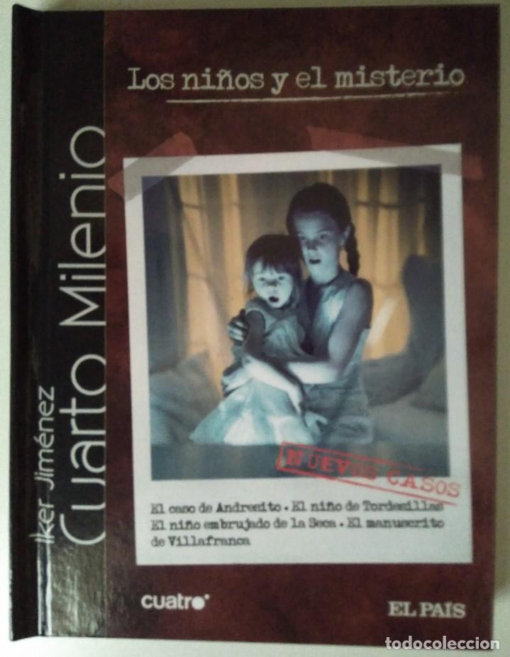 libro dvd cuarto milenio - los niños y el miste - Kaufen ...