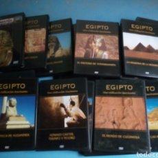 Serie di TV: COLECCIÓN COMPLETA EGIPTO DE 19 DVDS,LOS MISTERIOS DE EGIPTO. Lote 111739287