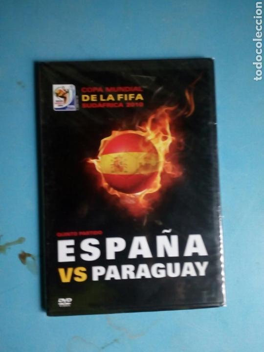 Series de TV: 5 dvds copa mundial Sudafrica 2010 ,los 5 primeros partidos - Foto 7 - 111740048