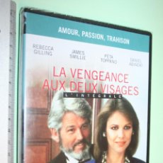 Series de TV: LA VENGEANCE AUX DEUX VISAGES (DVD Nº 7) *** CINE SERIE TV EN FRANCÉS *** PRECINTADO ***. Lote 111784027