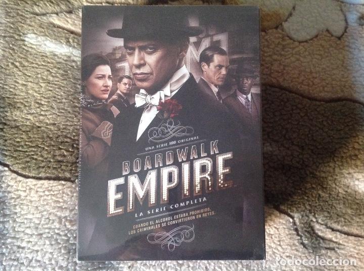 BOARD WALK EMPIRE SERIE COMPLETA EN DVD. (Series TV en DVD)
