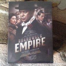 Series de TV: BOARD WALK EMPIRE SERIE COMPLETA EN DVD.. Lote 111787315