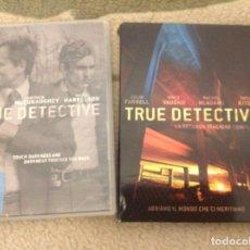 Cine: TRUE DETECTIVE 2 TEMPORADAS EN DVD.. Lote 111788219