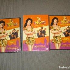 Series de TV: LA NIÑERA ( LA SEGUNDA TEMPORADA COMPLETA ) - DVD - EDICION 03554 - SONY PICTURES - FRAN DRESCHER. Lote 111806679