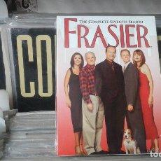 Series de TV: FRASIER,THE COMPLETE SEVENTH SEASON. Lote 111854223