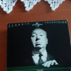 Series de TV: ALFRED HITCHOCK-TEMPORADA DOS. Lote 112228238