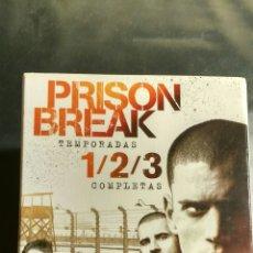 Series de TV: PRISON BREAK 3 TEMPORADAS.. Lote 112270812