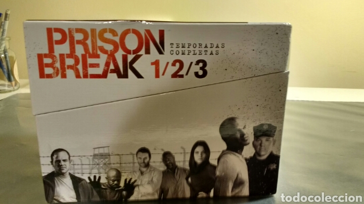 Series de TV: Prison Break 3 temporadas. - Foto 2 - 112270812