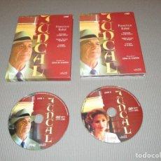 Series de TV: JUNCAL - 2 DVD - RTVE - DIVISA - FRANCISCO RABAL - FERNANDO FERNAN GOMEZ - CARMEN DE LA MAZA .... Lote 112531823