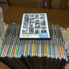 Cine: LOS A?OS DEL NO-DO 1939-1976 - 37 DVD +1 RESUMEN PRECINTADOS VER FOTOS Y DESCRP. Lote 112773170