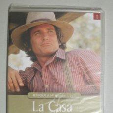 Cine: DVD LA CASA DE LA PRADERA SERIE INCOMPLETA LOTE 29 DVDS. Lote 113036627