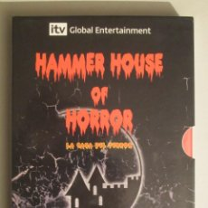 Cine: DVD HAMMER HOUSE OF HORROR COMPLETA 6 DVDS 13 EPISODIOS. Lote 113036667