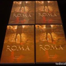 Series de TV: ROMA TEMPORADA UNO COMPLETA - DVD COMO NUEVOS. Lote 113071763