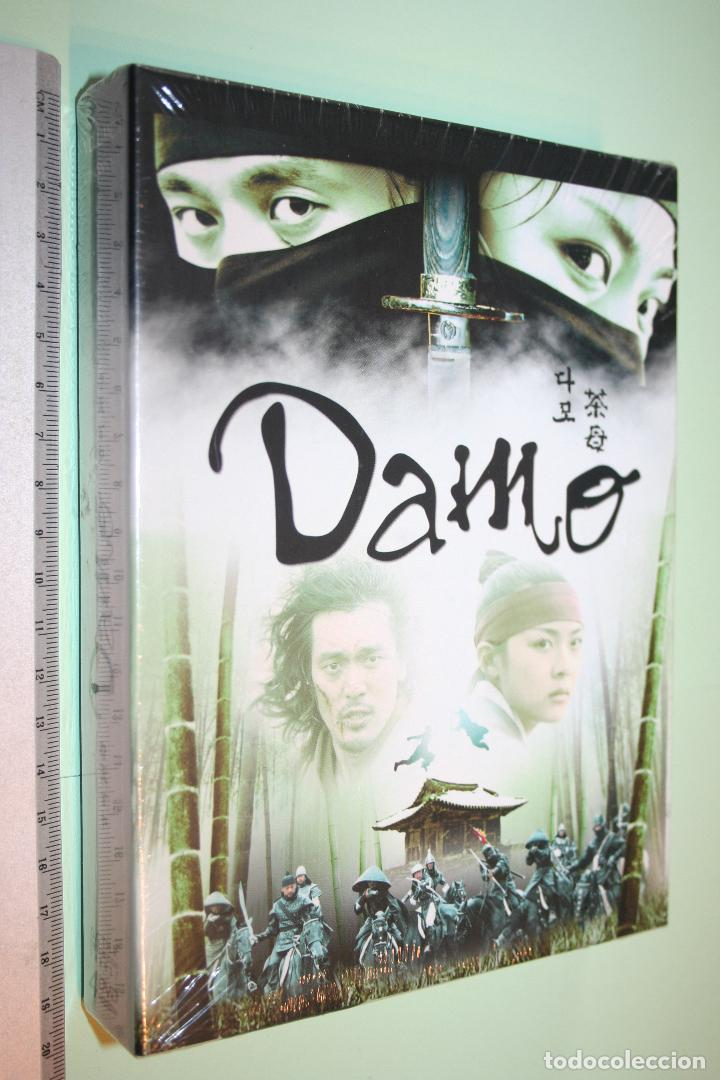 DAMO (EPISODES 1-7) *** BOX 4 DVD CINE SERIE DRAMA EN FRANCÉS + LIBRO *** PRECINTADO *** (Series TV en DVD)