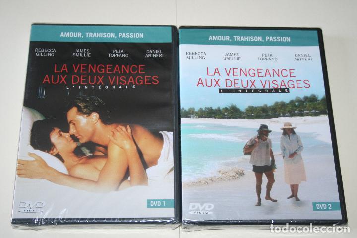 Series de TV: LA VENGEANCE AUX DEUX VISAGES *** CINE SERIE EN FRANCÉS *** 8 DVD PRECINTADOS *** - Foto 5 - 113402887