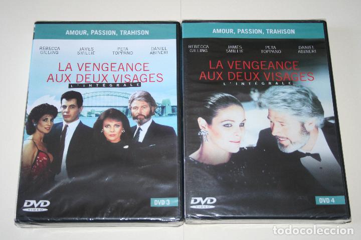 Series de TV: LA VENGEANCE AUX DEUX VISAGES *** CINE SERIE EN FRANCÉS *** 8 DVD PRECINTADOS *** - Foto 7 - 113402887