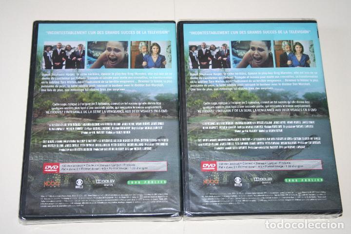 Series de TV: LA VENGEANCE AUX DEUX VISAGES *** CINE SERIE EN FRANCÉS *** 8 DVD PRECINTADOS *** - Foto 8 - 113402887