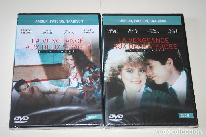 Series de TV: LA VENGEANCE AUX DEUX VISAGES *** CINE SERIE EN FRANCÉS *** 8 DVD PRECINTADOS *** - Foto 9 - 113402887