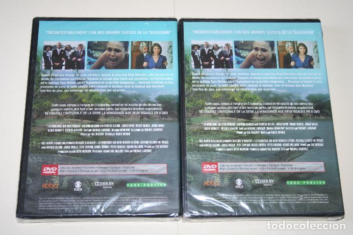 Series de TV: LA VENGEANCE AUX DEUX VISAGES *** CINE SERIE EN FRANCÉS *** 8 DVD PRECINTADOS *** - Foto 10 - 113402887