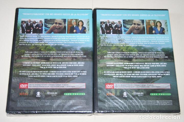 Series de TV: LA VENGEANCE AUX DEUX VISAGES *** CINE SERIE EN FRANCÉS *** 8 DVD PRECINTADOS *** - Foto 12 - 113402887