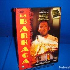 Series de TV: PELICULA DVD SERIE DESCATALOGADA LA BARRACA COMPLETA-3 DVDS-MUY BUEN ESTADO. Lote 113874343