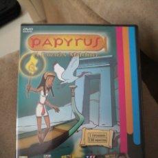 Series de TV: DVD INFANTIL PAPYRUS EL FARAON MALDITO PRECINTADO. Lote 113913883
