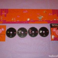 Series de TV: LA PANTERA ROSA (COLECCION DE DIBUJOS ANIMADOS) - DVD -E. 2888409 Z4 - INGLES CON SUBTITULOS ESPAÑOL. Lote 114100139