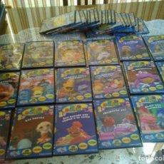 Series de TV: LOTE DE 40 DVDS ORIGINALES DE LOS LUNNIS. Lote 114178235