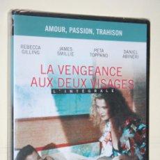 Series de TV: LA VENGEANCE AUX DEUX VISAGES *** CINE DVD Nº 5 *** SERIE EN FRANCÉS *** PRECINTADO. Lote 114343235