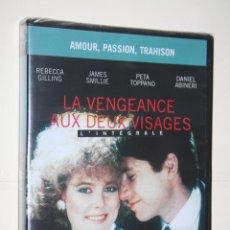 Series de TV: LA VENGEANCE AUX DEUX VISAGES *** CINE DVD Nº 6 *** SERIE EN FRANCÉS *** PRECINTADO. Lote 114343311