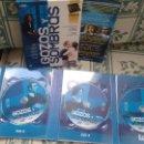 Series de TV: SERIE LOS GOZOS Y LAS SOMBRAS (4 DVDS). Lote 114785711