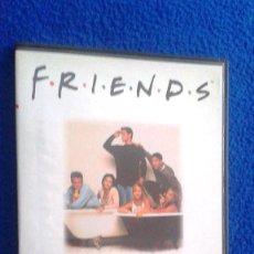 Series de TV: FRIENDS TEMPORADA 1 - EPISODIOS 4-6. Lote 114985867