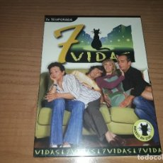Series de TV: 7 VIDAS-SIETE VIDAS-7 TEMPORADA-PRECINTADO. Lote 115153667