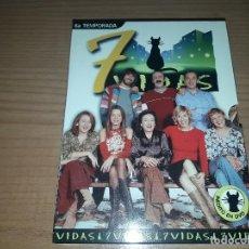 Series de TV: 7 VIDAS-SIETE VIDAS-6 TEMPORADA-. Lote 115153859