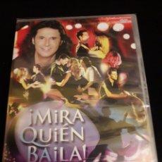 Cine: MIRA QUIEN BAILA DVD PRECINTADO Y NUEVO POTY. Lote 115248426