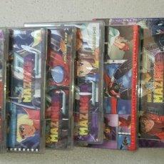 Cine: DVD MAZINGER Z: SERIE COMPLETA, 92 EPISODIOS - SELECTA VISION; DVDS ORIGINALES. Lote 115405879