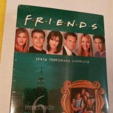 Cine: FRIENDS TEMPORADA 6 (PRECINTADO). Lote 115428099