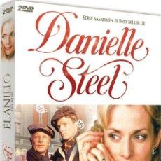 Cine: EL ANILLO - DANIELLE STEEL. Lote 115502367