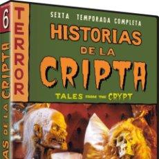 Cine: HISTORIAS DE LA CRIPTA - 6ª TEMPORADA (TALES FROM THE CRYPT). Lote 115502387