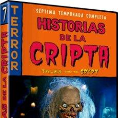 Cine: HISTORIAS DE LA CRIPTA - 7ª TEMPORADA (TALES FROM THE CRYPT). Lote 115502391