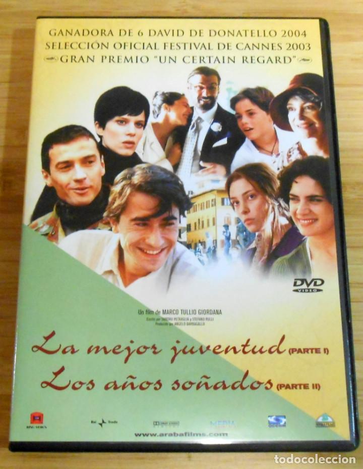 la mejor juventud/ los años soñados 2 dvd marco - Comprar Series de ...