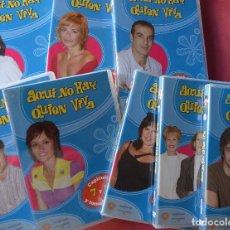Series de TV: AQUI NO HAY QUIEN VIVA - PRIMERA TEMPORADA - 8 DVD - 16 CAPITULOS . Lote 115549615