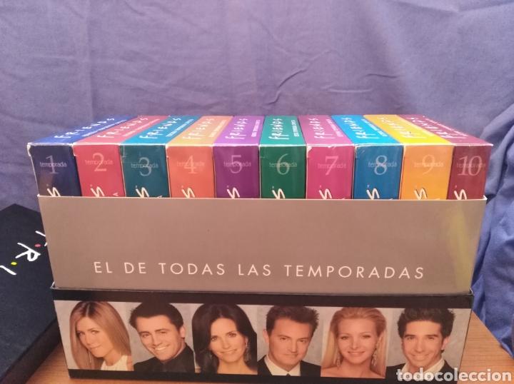 Series de TV: Friends Serie Completa DVD Edición descatalogada - 10 temporadas - Foto 4 - 171468699