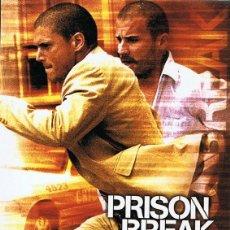 Series de TV: PRISON BREAK 2ª TEMPORADA ( 6 DVD). Lote 116091111