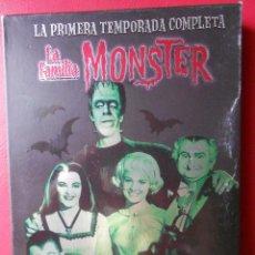 Series de TV - La familia Monster Serie Primera Temporada Completa [DVD] DESCATALOGADA - 116245807